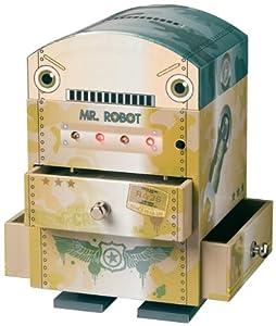 Vilac Trousselier Robot Music Box - Caja de música, diseño de Robot