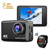 DBPOWER EX7000 Action Kamera 4K Sports Cam Panasonic Sensor 14MP 2' Touchscreen Unterwasserkamera...