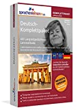 Sprachenlernen24.de Deutsch-Komplettpaket (Sprachkurs): DVD-ROM für Windows/Linux/Mac OS X inkl. integrierter Sprachausgabe mit über 5700 Vokabeln und Redewendungen
