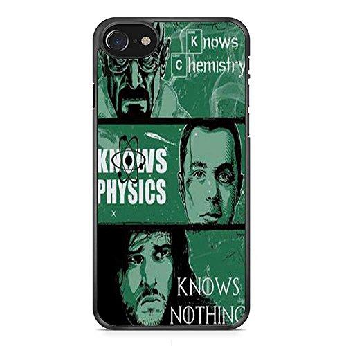 Breaking Bad Vs Big Bang Theory Coque iphone 7 Case NoirCas De Téléphone, Coques iphone