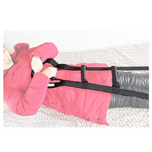 51xfWdMEJNL - Asistente de escalera de cama: dispositivo de ayuda de extracción con correa de la manija, seguridad del suministro médico Seguro de elevación de la cama, asistencia de escalera de cuerda Anciano