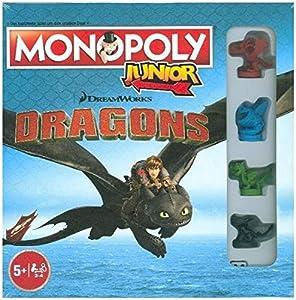 Monopoly Junior Dragons Collector