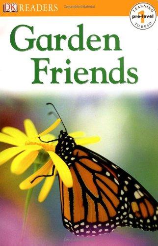 Garden friends.