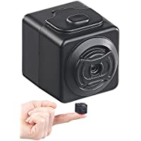 Somikon Mini Cam: Ultrakompakte HD-Videokamera mit microSD-Slot und Magnet-Halterung (Spionkamera)
