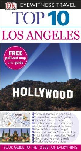 DK Eyewitness Top 10 Travel Guide: Los Angeles by Catherine Gerber (2014-03-01)