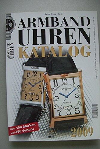Armbanduhren Katalog 2009 Uhren