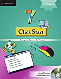 Click Start Level 7 Student's Book with CD-ROM: Computer Science for Schools (CBSE - Computer Science)