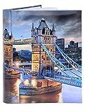 Fotoalbum London Motiv für 120 Fotos in 10x15 Reisen Travel England Urlaub EM1