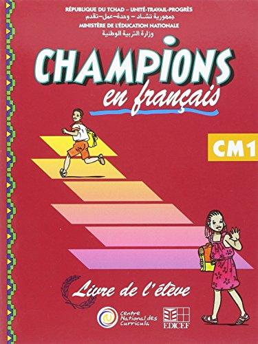 Champions Au Tchad En Francais Livre Eleve Cm1 Pdf Download