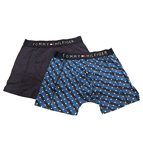 Tommy Hilfiger - Pack 2 Icon Boxer Americana - Boxer Hombre