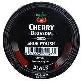 Cherry Blossom, Cirage d'entretien Noir noir