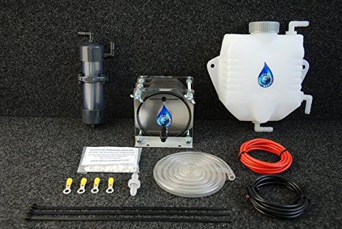 Preisvergleich Produktbild HHO KIT BEC-1500 DRY CELL 11 PLATES GENERATOR 100% INOX 316L FUEL ECONOMY