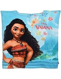 Vaiana - Poncho - cape de bain Vaiana bleu 2 - unique