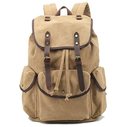 joyousac-backpack-hiking-bag-large-travel-bag-unisex-multifuctional-bag-khaki