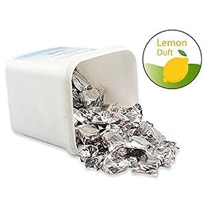 WcWunder 100 St 3-Phasen – Reinigungstabs im Vorratseimer (Lemon)