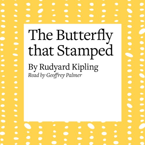 The Butterfly that Stamped  Audiolibri