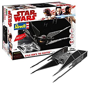 Revell- Star Wars Build & Play Kylo Ren