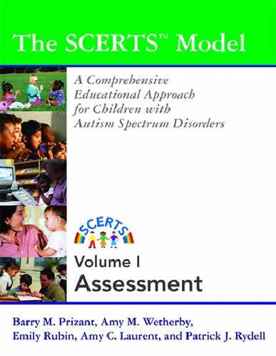The Scerts(r) Model: A Comprehensive Educational Approach for Children with Autism Spectrum Disorders por Barry Prizant