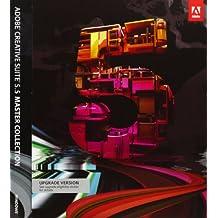 Adobe Creative Suite CS5.5 Master Collection 5.5 para Windows actualización de versión anterior MC CS3 1 usuario EU (versión en inglés)