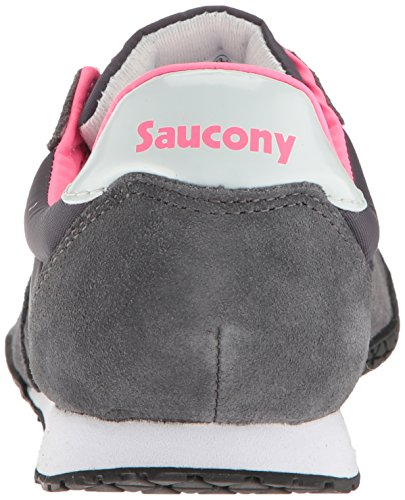 Saucony SauconyBULLET - Proiettile Donna Charcoal/Pink