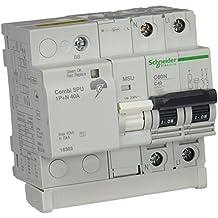 Schneider Electric 16303 Combi SPU 1P+N 40A