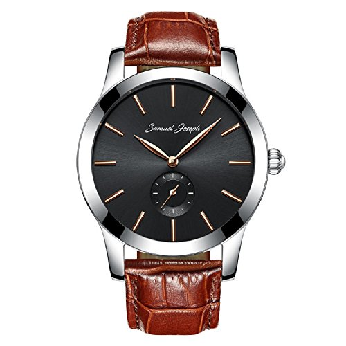 samuel-joseph-bespoke-mens-43mm-wrist-watch-master-crafted-with-galaxy-black-dial-steel-case-and-bro
