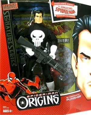 Spiderman Origins Signature Series 1st Appearance Punisher - Signature Series Spider