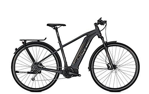 E-Bike Focus Jarifa2 iStreet Herren 9G Shimano Deore Impulse Evo RS 17 Ah 29'