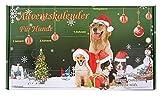Adventskalender für Hunde Hundespielzeug Weihnachten