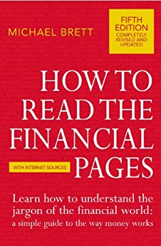 How To Read The Financial Pages by [Brett, Michael]