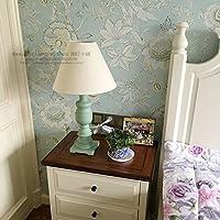 BBSLT Francese semplice mix retrò giardino moderno soggiorno decorativo camera da letto comodino lampada da tavolo
