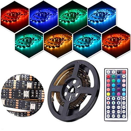 PEJGD 2ST 50CM 100CM 5050 RGB-Farbwechsel LED Streifen-Computer-TV PC-Hintergrundbeleuchtung Kit DC5V - USB Powered Qualitätskontrolle