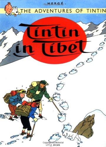 Tintin in Tibet par Hergé