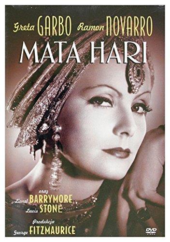 Mata Hari [Region 2] (English audio. English subtitles) by Greta Garbo