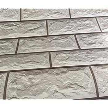 Klebefolie m belfolie design naturstein grau mauer for Folie steindekor