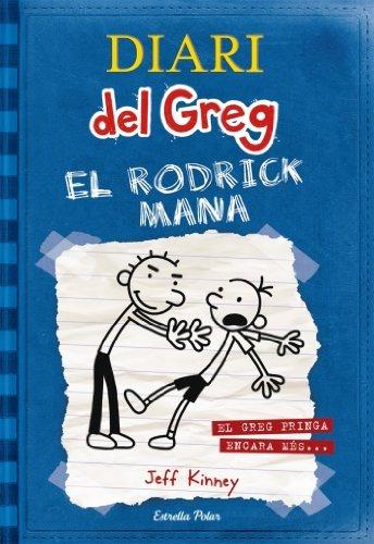 Diari del Greg 2: el Rodrick Mana