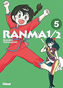 Ranma ½ Edition originale Tome 5