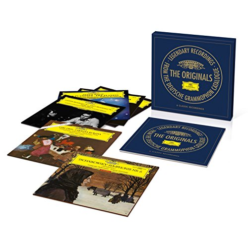 The Originals Lp Set: 6 Classic Recordings (6 LP)