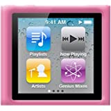 Puro NANO6SPNK Coque en silicone pour iPod Touch 6 Rose