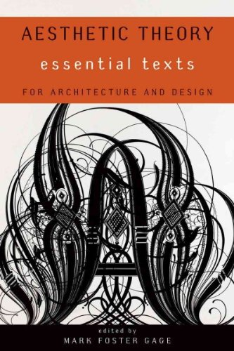 (Aesthetic Theory: Essential Texts for Architecture and Design) By Gage, Mark Foster (Author) Paperback on (10 , 2011)