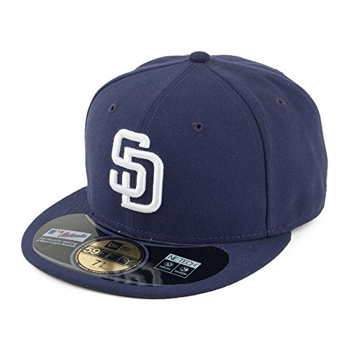 New Era 59FIFTY San Diego Padres Baseball Cap - On Field - Game