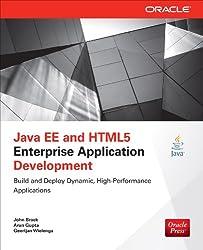 Java EE and HTML5 Enterprise Application Development (Oracle Press)