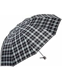 KPHY-De gran tamaño plegado paraguas, paraguas de negocio mejora, cortavientos hombre dama