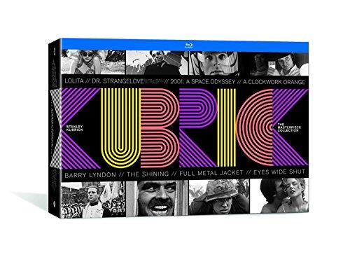Kubrick - The masterpiece collection [Blu-ray] [IT Import]Kubrick - The masterpiece collection [Blu-ray] [IT Import] (Tom Cruise Collection Blu-ray)