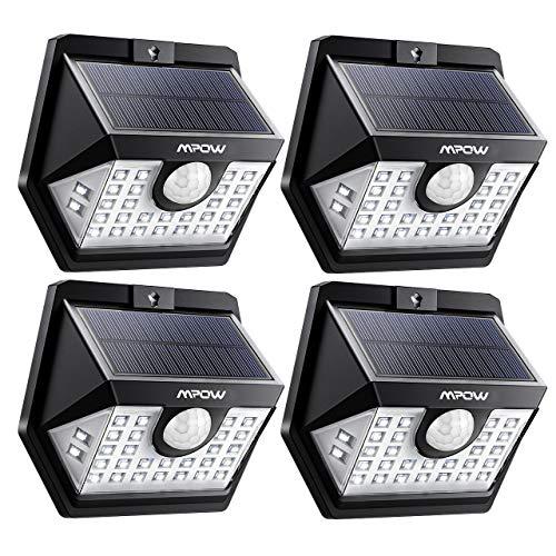 Mpow Luz Solar 3-8M Deteccion