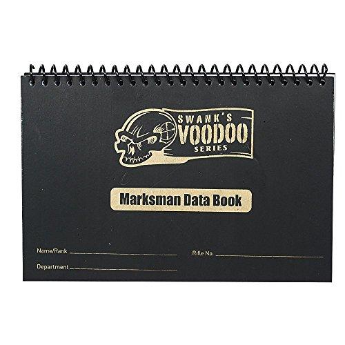 VOODOO TACTICAL Herren Datenbuch Marksman