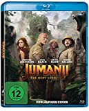 Jumanji: The Next Level - Blu-ray -