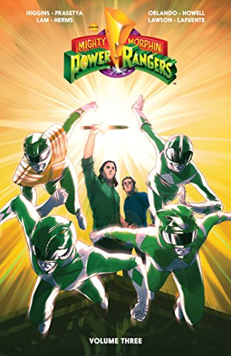Mighty Morphin Power Rangers Vol 3 (Power Ranger Comic)