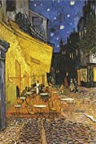 Van Gogh Cafe Terrace at Night Painting Art Maxi Poster Print - 61x91 cm - Laminated Posters - amazon.co.uk
