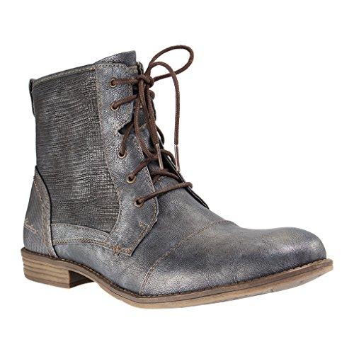 Mustang Damen 1157-549-820 Stiefel Blau
